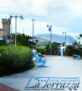 La Terrazza Resort Porto Potenza